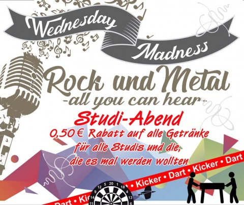 Wednesday Madness