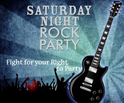 Saturday Night Rock Party